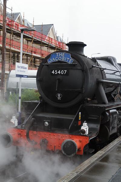 Jacobite Steam Train, Fort William - 07.jpg
