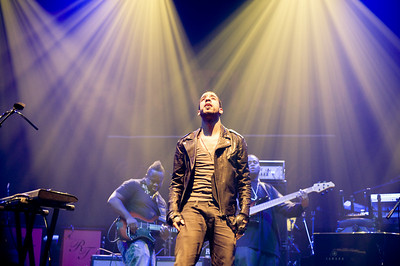 Ryan Leslie - Club Nokia