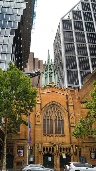 St. Sthephens Church, Sydney