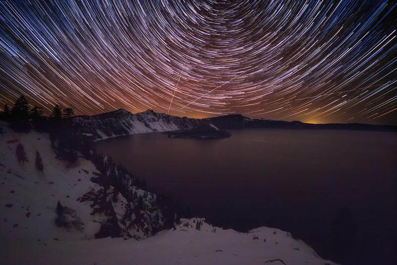Crater Lake Trails