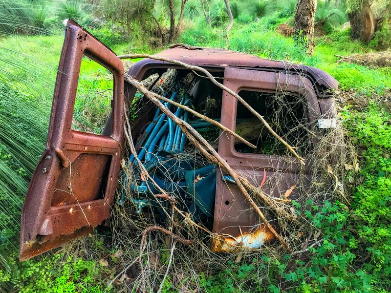 Late Model Van