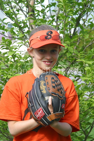 Alex Frosceno - Softball Practice - May 10, 2003