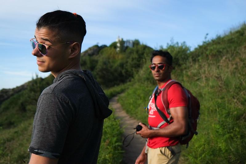 First hike of the trip - Pasajes - https://www.spain-holiday.com/San-Sebastian/articles/a-coastal-walk-from-san-sebastian-to-the-picturesque-pasajes