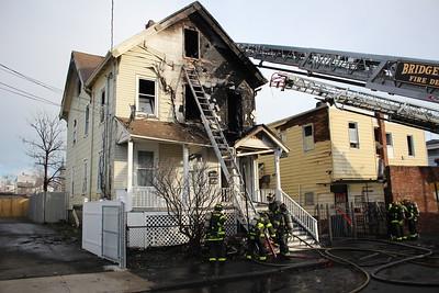 2nd Alarm rekindle - 18 Jones Ave Bridgeport, CT  - 3/14/2021
