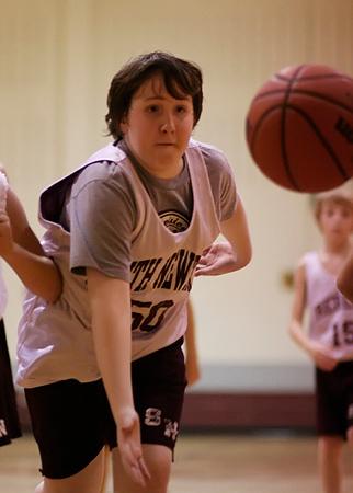 SNMS Boys Basketball vs Prairie Crossing 2007