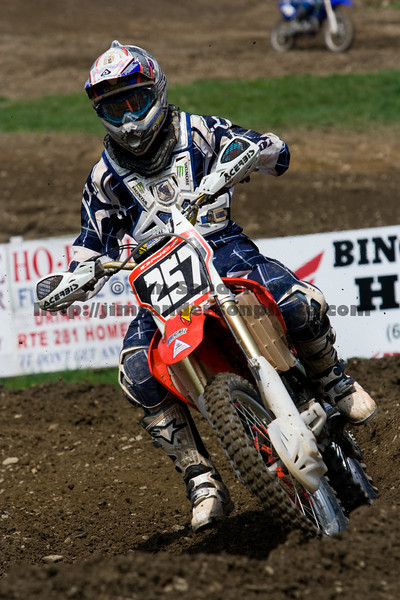 NE Classic MX Series - Round 4 Broome-Tioga Sports Center 04-27-2008