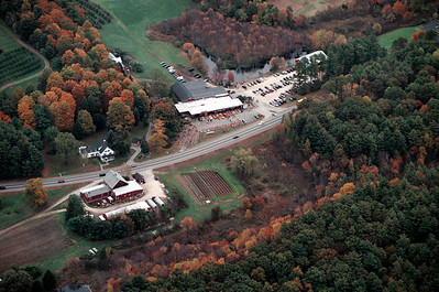 Best Orchard Aerial Photos