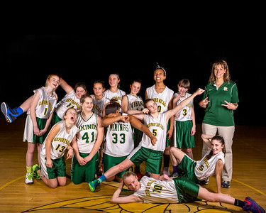 2015-2016 Girls 7th Grade Basketball
