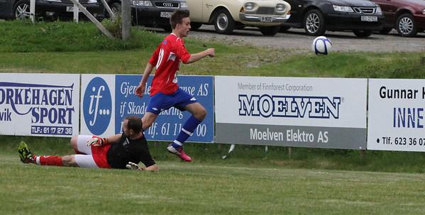 20130830 - Søndre-Fagernes 4-0
