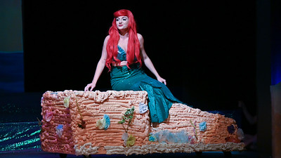 The Little Mermaid Show Candids ACT I