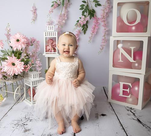 Ayana's 1st Birthday