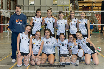 2014.01.14 School Volley Blu - Umbria Quadri Bastia [U14F]