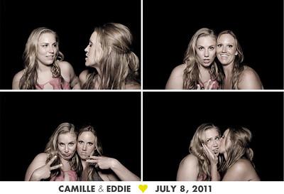 NYC 2011-07-08 Camille & Eddie