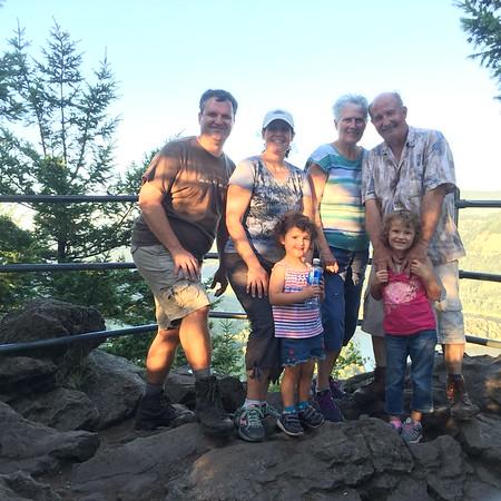 2015-06-08 Beacon Rock Hike
