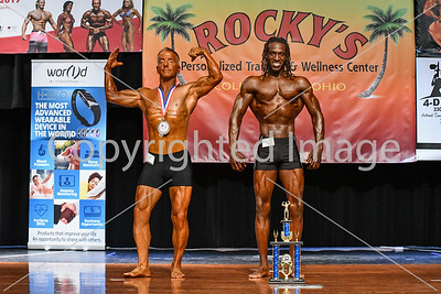 Men's Masters Classic Physique Finals