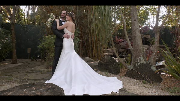 Stephanie + Evan Wedding Film Highlight