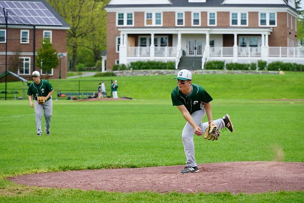 JV Baseball vs. Eaglebrook