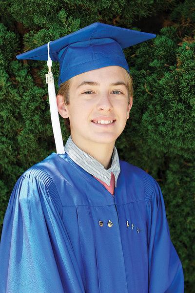 Kurt's 8th Grade Graduation