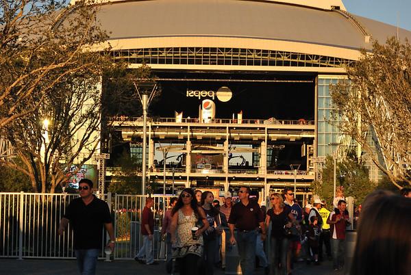 Dallas & Hogs vs A&M Game 2010