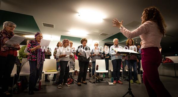 190919 Sangstream Choir Rehearsal
