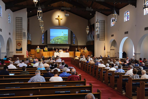 Central Florida Presbytery Meeting at WPPC 9-10-2013