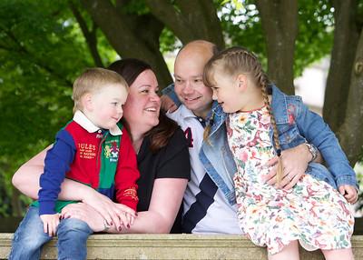 Derbyshire Family Portraits
