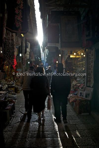 ISRAEL, Jerusalem, Old City, Armenian Quarter. Miscellaneous (3.2016)