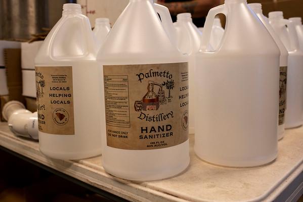 SC Distilleries Contributions