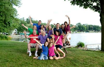 Lake Webster : July 4th Weekend