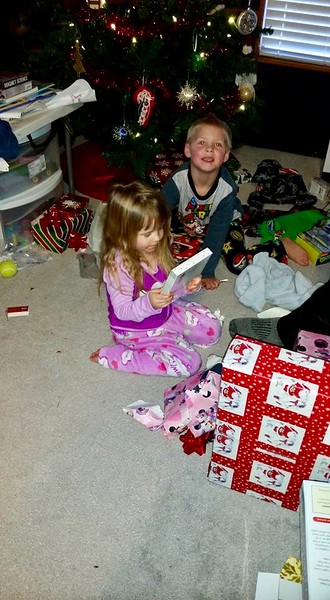 Christmas 2016 in Cheyenne