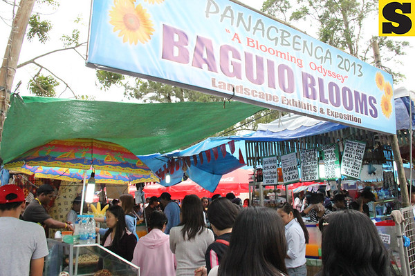 Panagbenga 2013 Landscaping Competition