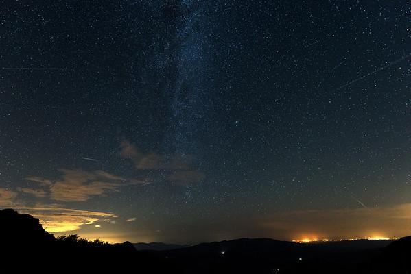 2015-08 Perseid Meteor Shower