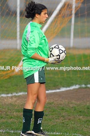 Carle Place vs Mineola Girls Varsity Soccer (10-23-06)