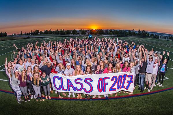 2016 Senior Sunrise