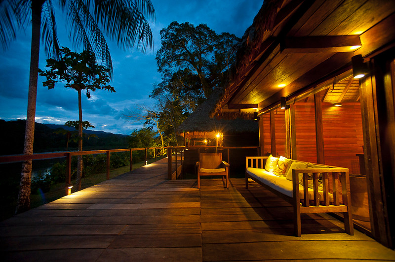 Tsimane Jungle Lodge, Bolivia
