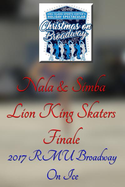 Lion King Skaters,Finale