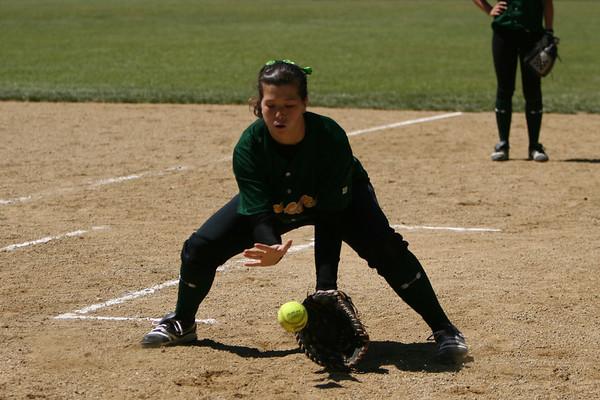 CHS JV Softball 2009-04-16