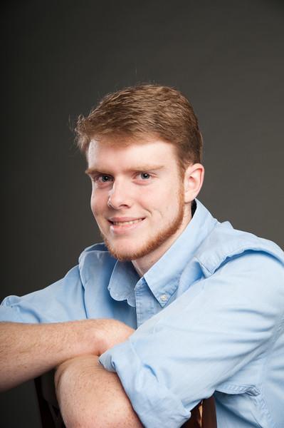 Aaron Stoddard Senior Portraits