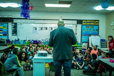 Career Day Tyler Elementary