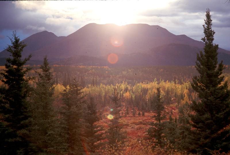 Canada - Alaskan Hwy Mountain Flare.jpg