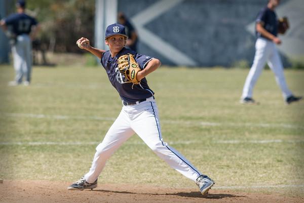 Freshmen Baseball vs Capo