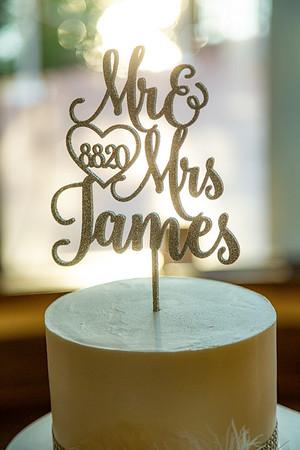 Richardson James Wedding