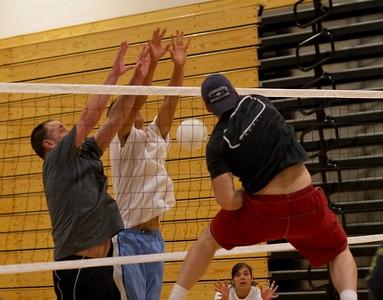 2008-12-14 Indoor Volleyball Tournament at Watsonville High School