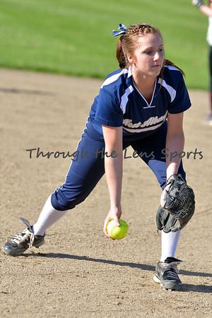 CV vs. West Albany High School Softball