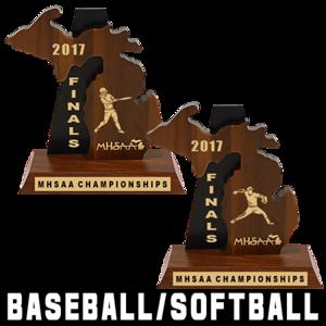 2017 0617 MHSAA Baseball/Softball Finals