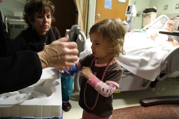 Dannie Birth - Hospital