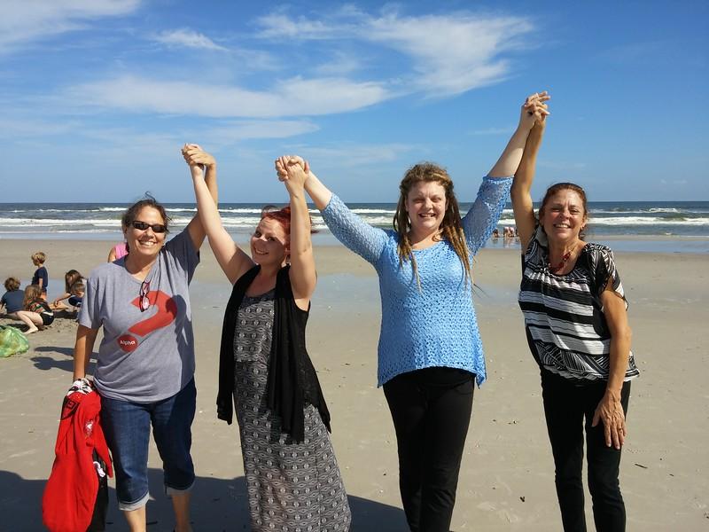 Beaches Vineyard Ocean Baptisms - 10/30/16