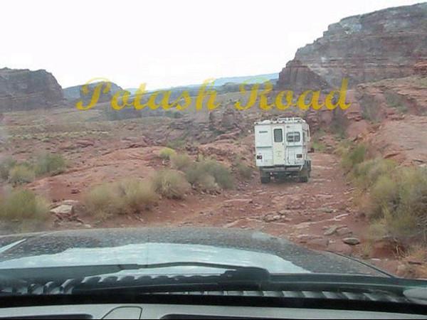 Return to theWhite Rim Trail part2