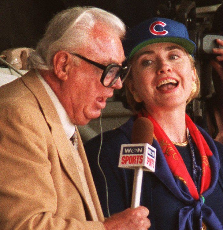 """. 7. HARRY CARAY <p>Diary says he went out drinking 288 straight days in 1972. Well, who didn�t? (unranked) <p><b><a href=\'http://www.suntimes.com/sports/27767026-418/harry-caray-diary-tracked-every-drink-every-bar-in-1972.html#.U43uY_ldXko\' target=\""""_blank\""""> LINK </a></b> <p>   (Eugene Garcia/AFP/Getty Images)"""