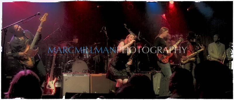 Tedeschi Trucks Band @ Highline Ballroom (Wed 4/13/11)